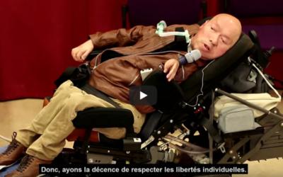 Marcel Nuss : la vie affective et sexuelle des personnes en situation de handicap