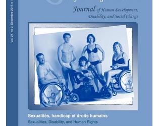 Revue québécoise – Développement humain, handicap et changement social
