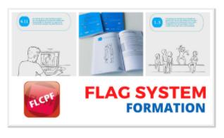 """Formation à l'outil """"FLAG SYSTEM"""" adapté aux personnes en situation de handicap – 22 et 24 septembre ou 11 et 27octobre 2021"""